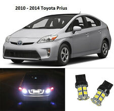 Premium LED Reverse Backup Light Bulbs for 2010 - 2015 Toyota Prius T20