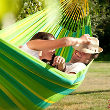 Coolaroo Double Person Hammock - Lime 462277 - Brand New - Free Shipping - Sale