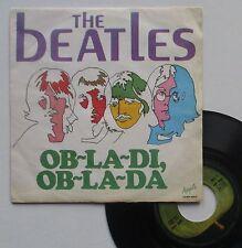 """Vinyle 45T The Beatles  """"Ob la di, ob la da"""""""