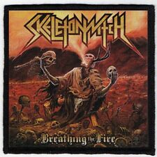 SKELETONWITCH PATCH / SPEED-THRASH-BLACK-DEATH METAL