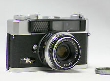 *EX* OLYMPUS AUTO Eye 35mm Rangefinder Camera / D.Zuiko F2.8 45mm / From Japan
