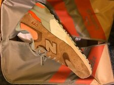 New Balance 999 X Packer Shoes- Camel Size 10