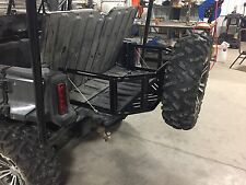 Honda Pioneer 1000 XL Bed Extender With Spare Tire Mount