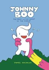 Johnny Boo Book 1: The Best Little Ghost In The World (Bk. 1)