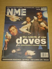 NME 2000 MAY 27 DOVES LEFTFIELD FLAMING LIPS ASHCROFT