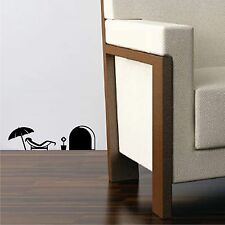 Mouse Hole At The Beach Vinyl Wall Decal Sticker Children Decor Vinyl Sticker