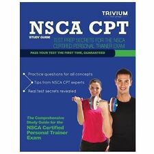 NSCA CPT : Test Prep Secrets for the NSCA Certified Personal Trainer Exam by...