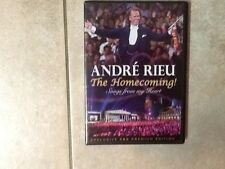 Andre Rieu - The Homecoming (DVD, 2012) Songs from my Heart - PBS Premium Ed.