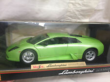 Maisto Lamborghini Murcielago Diecast Collectible Car Scale 1:18 {3.37}