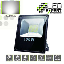 LED Expert 100w LED Flood Light Security 5 Year Warranty IP65 Cool White CE RoHS