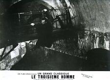 Photo Glacée Cinéma 23.5x30cm (1949) LE TROISIÈME HOMME (THE THIRD MAN) Welles