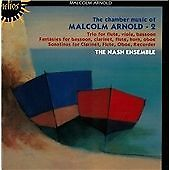 Sir Malcolm Arnold - Chamber Music of Malcolm Arnold - The Nash Ensemble (2001)
