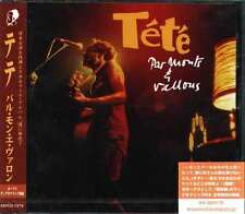 Tete - Par Monts and Vallons - Japan CD+1BONUS - NEW