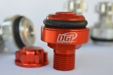 "DGI Racing V2 1"" extenders for losi dbxl RED color"