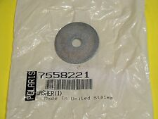 NOS POLARIS 7558221 CHASSIS / SEAT / BUMPER WASHER 400 600 LONGTRAK TRAIL SPRINT
