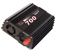 Professional Series 700 Watt Power Inverter/ Convert 12v DC to 110v/120v AC NEW