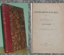 1889: LUIGI ROSSI-CASE' - STUDIO DI MAESTRO BENVENUTO DA IMOLA - F.LLI GASPERINI