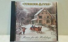 Currier & Ives Christmas CD new in package 10 songs