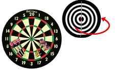 bersaglio + 6 freccette regolamentari da torneo gioco tiro a segno freccetta al