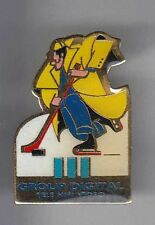 RARE PINS PIN'S .. OLYMPIQUE OLYMPIC SCHERLOCK HOLMES DETECTIVE 1992 ~8B