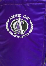 Womens ARCTIC CAT Arcticwear Purple 100% Nylon Snowmobile Pants Size M