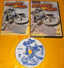 MOTOCROSS MANIA Pc Versione Ufficiale Italiana ○○○○ COMPLETO