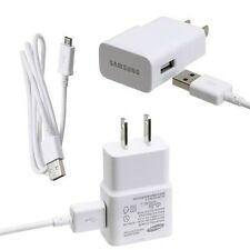 New samsung micro usb cable and samsung  wall adopter Samsung S4,S3, S5 Active