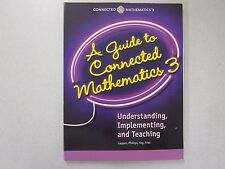 A Guide to Connected Mathematics 3 by Pearson 2014 ISBN 0133274217