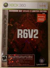 Tom Clancy's Rainbow Six: Vegas 2 -- Limited Edition (Xbox 360) Factory Sealed