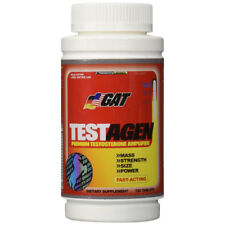 GAT TESTAGEN 120 Tablets Testosterone Booster Fast Acting