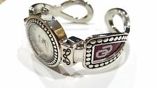 New Oklahoma Sooners women's antique inspired Cuff Watch