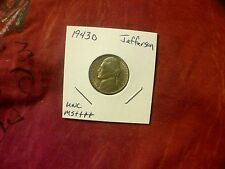 1943d Jefferson War Nickel !! High Grade !!
