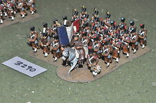 WATERLOO NAPOLEONIC FRENCH 36 LINE INFANTRY (82ND) (3290) 25mm