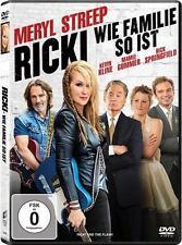 """""""Ricki - Wie Familie so ist""""  Die DVD mit Meryl Streep ist Neu"""