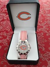 NFL Chicago Bears women's watch - NEW with Original Box + New Battery