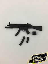 1/6 MP5A2 Submachine Gun MP5 M16 Shotgun Toys Hot Punisher Hand Weapon Pistol