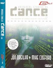 D.A.N.C.E -  DANCE  1DVD + 1 AUDIO CD  1988-2000
