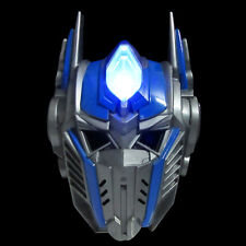 transformers Optimus Prime LED Light Mask Fancy Masquerade Costume Halloween