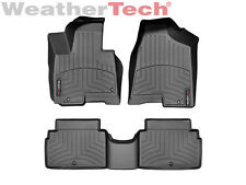 WeatherTech Custom Floor Mat FloorLiner for Hyundai Tucson - 2014-2015 - Black