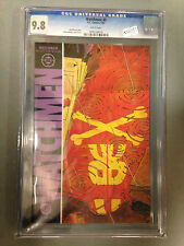 WATCHMEN (1986) 5 CGC 9.8 WHITE PAGES ALAN MOORE DAVE GIBBONS DC COMIC RORSCHACH