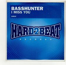 (GE886) Basshunter, I Miss You - DJ CD