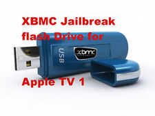 Jailbreak Apple TV 1st Gen USB Flash Drive XBMC v13.2 Movies, TV, Adult