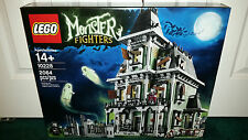 Haunted House 10228 Lego Monster Fighters MISP SEALED Dracula Ghost Frankenstein