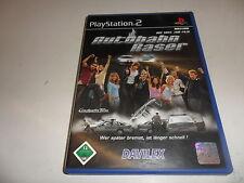 PlayStation 2  PS 2  Autobahn Raser: Das Spiel zum Film