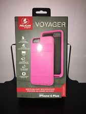 Pelican Progear Voyager Case Holster for Apple iPhone 6 Plus /6s Plus Pink Blush