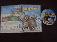 Madagascar de Eric Darnell et Tom McGrath, DVD, Animation/Dreamworks