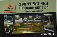 Hungarian Aero Decals 1/35 2S6 TUNGUSKA SP AA Vehicle Resin Upgrade Kit