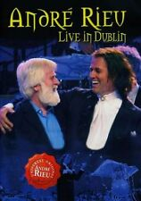ANDRE RIEU : LIVE IN DUBLIN   -  DVD -  Region 2 UK - New