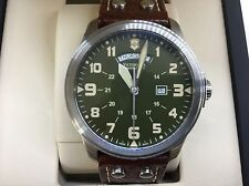 Victorinox Watch Infantry Vintage Day Date 241290 RARE RRP £595