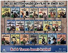 Bud Spencer & Terence Hill - 20er Mega BluRay-Collection Bud Spencer